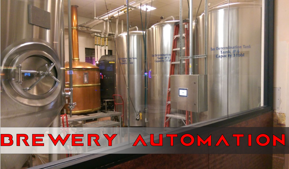Brewery automation