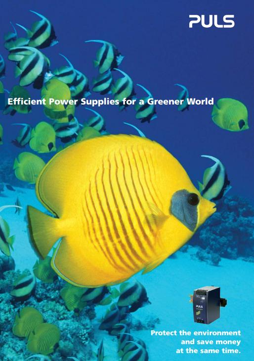 PULS Green Brochure