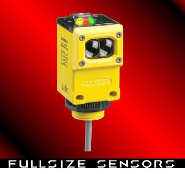 Full Size Photelectric Sensors
