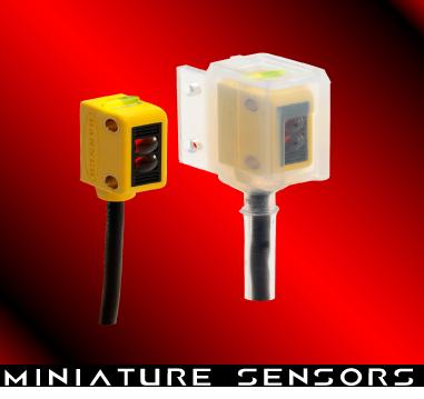 Minaiture Photoelectric Sensors