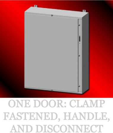 Clamp-Fastened-Single-door-enclosure-with-disconnect_03